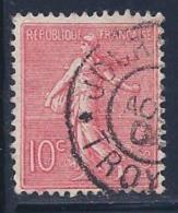 France, Scott # 138 Used Type 2 Sower, 1903