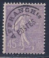 France, Scott # 143 Used Sower, Precancel, 1926
