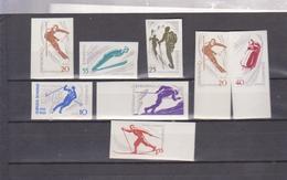 SPORTS Romania 1961 Mountain Sports/MNH   Series IMPERF.