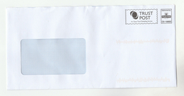 GB COVER 'DELIVERED BY ROYAL MAIL  C9 10002 TRUST POST' Prepaid Stamps - 1952-.... (Elizabeth II)