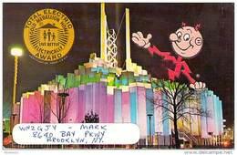 Amateur Radio QSL - WN2QJY - Brooklyn, NY -USA- 1965 - 2 Scans - Radio Amateur