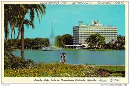 Amateur Radio QSL - WA4OOD/4 - Miami, FL -USA- 1965 - 2 Scans - Radio Amateur