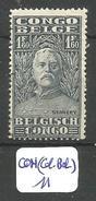 CON(COL.BEL.) COB 142 Obl. - Belgisch-Kongo