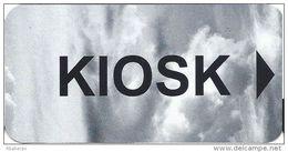Generick KIOSK (Narrow) Hotel Room Key Card