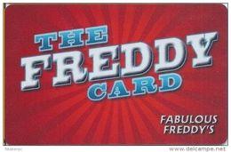 Freddy Card - Fabulous Freddy Car Wash - Other