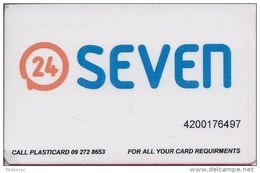 24 Seven Australian Convenience Store Customer Loyality Card - Other Collections