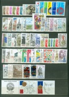 France  Année Complete  1981   * *  TB    60 Timbres