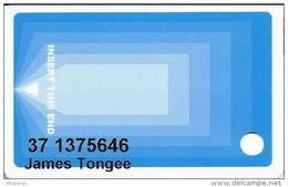 Four Queens Casino Las Vegas, NV - Temporary Slot Card - Casino Cards