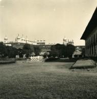 Inde Agra Pavillon Des Audiences Privees Ancienne Stereo Photo Kurt Boeck 1906 - Stereoscopic