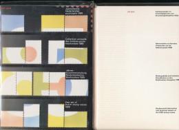 NIEDERLANDE  Jahrbuch 1985 - MNH - 1980-... (Beatrix)