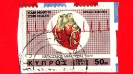 CIPRO - Usato - 1972 - Salute - Il Tuo Cuore è La Tua Salute - Your Heart Is Your Health - 50