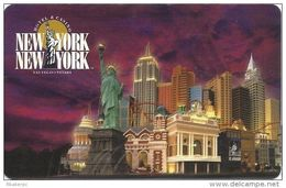 New York New York Casino Las Vegas Hotel Room Key Card