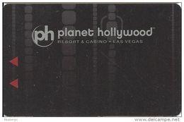 Planet Hollywood Casino Las Vegas Hotel Room Key Card