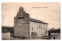 64 - MENDIONDE . L'ÉGLISE - Réf. N°2649 - - France