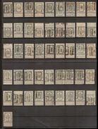 RIJKSWAPEN Nr. 53 (46 X) Allen Met Voorafstempeling BRUXELLES / BRUSSEL En Allen Type A ; Staat Zie 3 Scans ! - Roller Precancels 1894-99