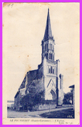 LE FOUSSERET (31) - L'Eglise - Altri Comuni