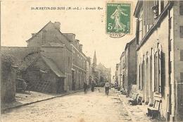 ST-MARTIN-DU-BOIS  -  Grande Rue   119 - France