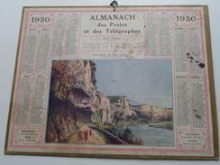 1930 Gorge D'Enfer, Les Eyzies / Carte Des Chemins De Fer NORD ( Oberthur Rennes : Zie/voir Photo Pour/voor Detail ! - Calendars