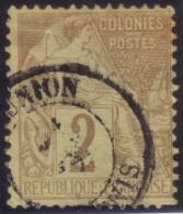 YT47 Alphee Dubois 2c - Reunion Saint Denis - Alphée Dubois