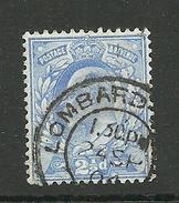 Great Britain 1902 Michel 107 O