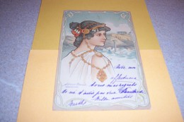 FEMME  LE 15  11 1903 - Illustratori & Fotografie