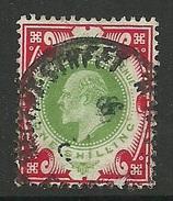 Great Britain 1902 Michel 114 O