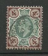 Great Britain 1902 Michel 109 O
