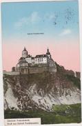 Forchtenstein Schloss  Burg- Forchtenstein Castle  1914(?) - Forchenstein