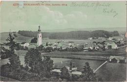 OSTERREICH-AUSTRIA   VOCKLAMARKT  Seehohe 478m    Alte AnsichtsKarte   1916 - Austria