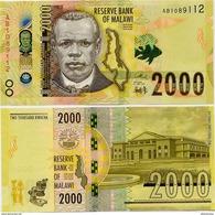 MALAWI       2000 Kwacha       P-New       1.6.2016       UNC  [ Sign. Chuka ] - Malawi