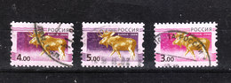 Russia   -   2008. Alce. Elk
