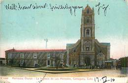 A-17.5616 :   CUBA. MERCEDES CHURCH. CAMAGUEY. EOLIENNE - Cuba