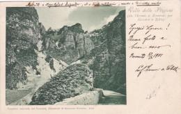 Valle Delle Prigioni (da Vicenza A Rovereto Per Recoaro O Schio) * 23. 12. 1901 - Italia