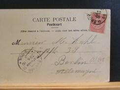 68/848  CP POUR ALLEMAGNE 1900
