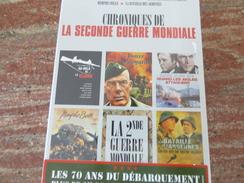 Chroniques De La Seconde Guerre Mondiale  En Coffret NEUF - DVD