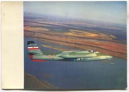 Air Force / Luftwaffe, Plane Flug -  JNA YUGOSLAVIA, Aviation, JASTREB - 1946-....: Modern Era