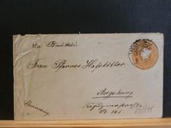 68/845  ENVELOPPE INDE  1894  POUR ALLEMAGNE - India (...-1947)