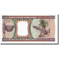 Mauritanie, 200 Ouguiya, 2001, 2001-11-28, KM:5i, NEUF - Mauritanie