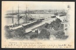 GRANVILLE Vue Générale Des Bassins (ND Phot) Manche (50) - Granville