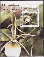 SAHARA,REPUBLICA SAHARAUI, 1999  ORCHIDS,FLOWERS    MNH**