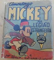 Camondongo Mickey Na Legiao Estrangeira - Livres, BD, Revues