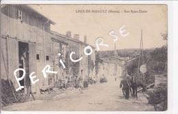 55  Lisle En Rigault  Rue Saint Dizier - France