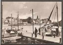 Carte Postale Du Danemark ( Faaborg Havnen ) - Danemark