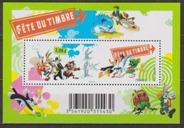 Looney Tunes, Personnages De Dessins Animés - FRANCE - Tir à La Corde - N° 4341 ** - 2009 - Neufs