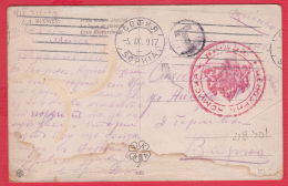 219401 / WW1 ,  Censorship  SOFIA , POSTAGE DUE ,Bulgaria Bulgarie FRANCE Art Jules-Alexis MUENIER - LESSON , PIANO 1001