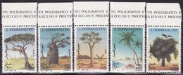 SOMALIA. 1994. FAUNA AND FLORA,TREES,   MNH**