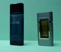 MINIATURES : 2 MINIATURES VIDES - Miniature Bottles (empty)
