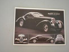 Bugatti 101 Coupe - Passenger Cars