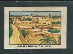 Chromo MAROC Taroudant Chocolat Annecy RRR  1936 TB/Bien Colonies Françaises - Schokolade
