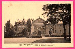 Bourg Léopold - Couvent Des Carmélites Et Grand'Place - Blason - NELS - LIÉVIN SŒURS - Leopoldsburg